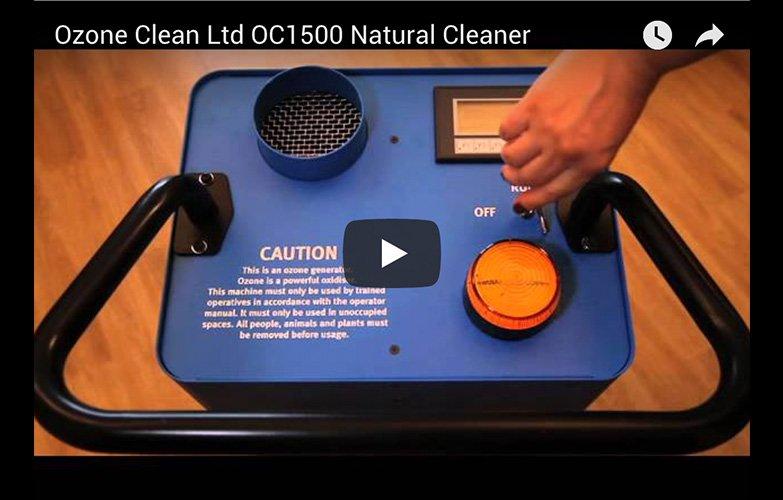 Ozone Generators in the UK   Ozone Clean